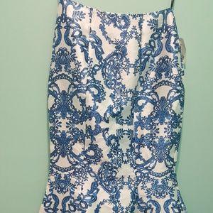 Speechless  2 piece dress. Mermaid skirt